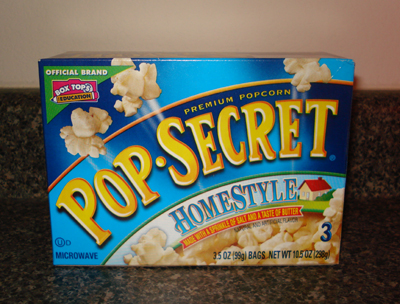 Pop Secret Popcorn - Homestyle